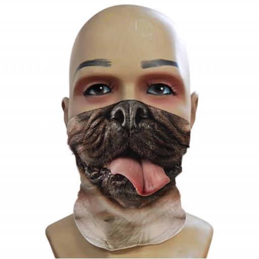 Pug Mouth - Mini Snood