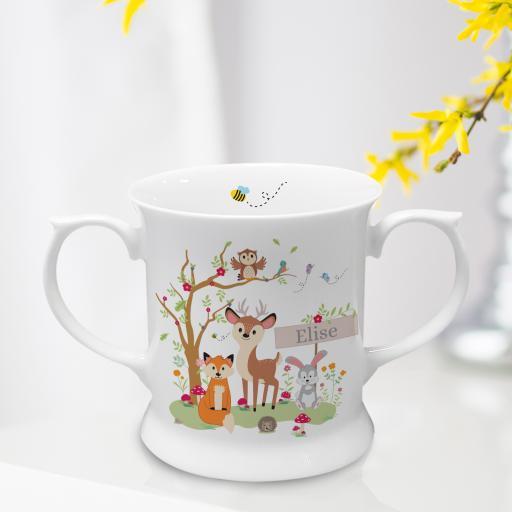 Woodland Loving Cup