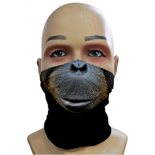 Monkey - Clyde - Mini Snood