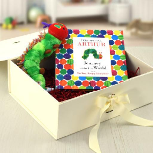 Very Hungry Caterpillar Plush Toy Giftset
