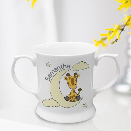 Sweet Dreams Giraffe Loving Cup