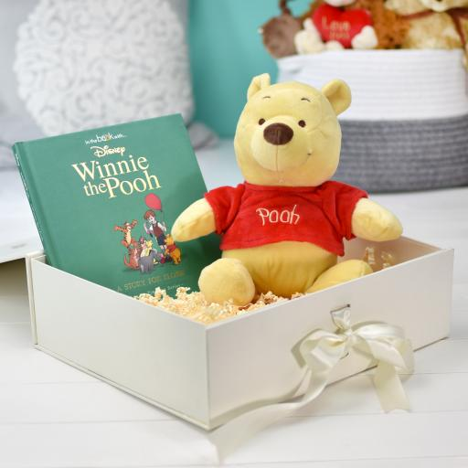 Disney Winnie-the-Pooh Plush Toy Giftset