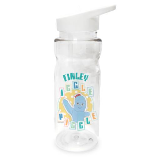 Iggle Piggle Plastic Waterbottle