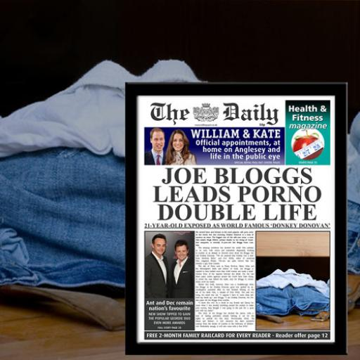 The Daily Male Pornstar News Print