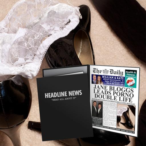 The Daily Female Pornstar News Folder