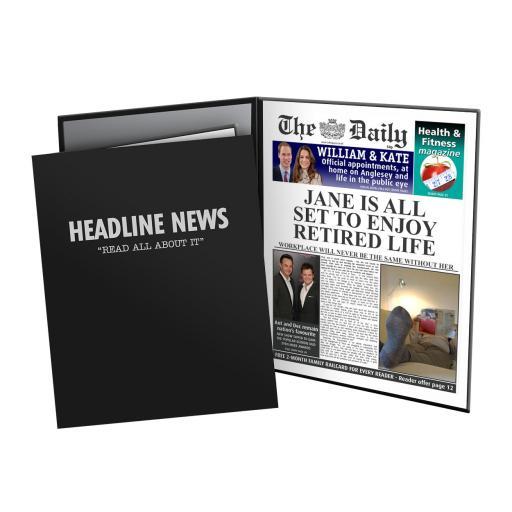 The Daily Retirement News Folder - Female