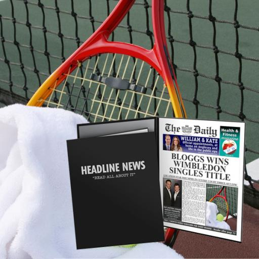 The Daily Tennis News Folder - Female