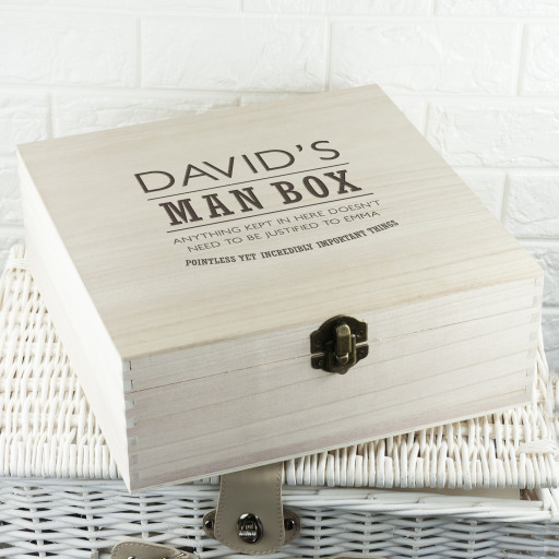Bits and Bobs Box