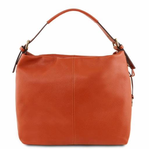 TL Bag Soft leather hobo bag