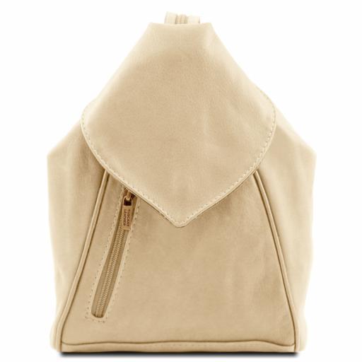 Delhi Leather backpack