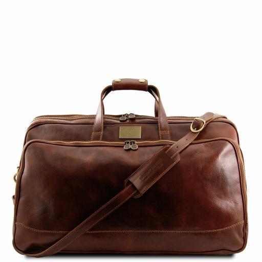 Bora Bora Trolley leather bag - Small size