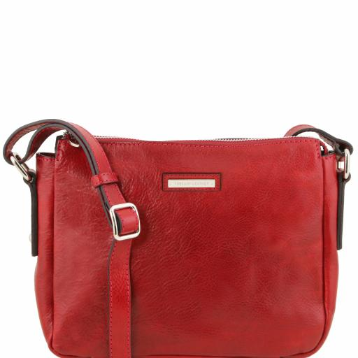 Michela Leather shoulder bag