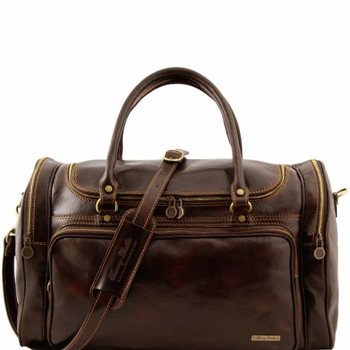 Praga Travel leather bag
