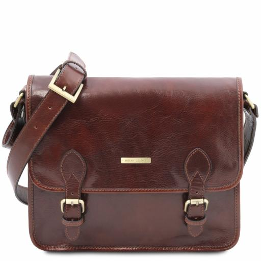 TL Postman Leather messenger bag