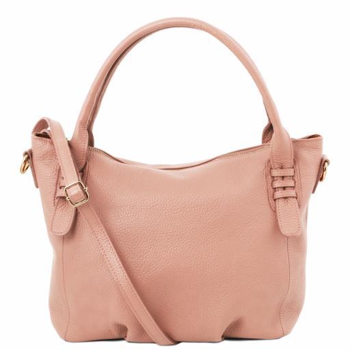 TL Bag Soft leather handbag