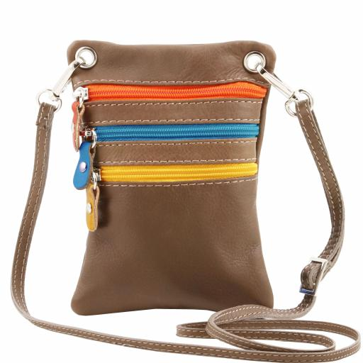TL Bag Soft leather mini cross bag