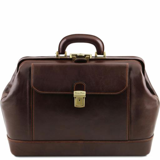 Leonardo Exclusive leather doctor bag