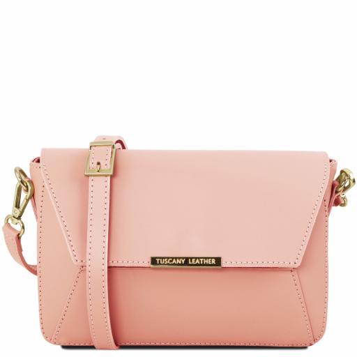 TL Bag Leather clutch handbag