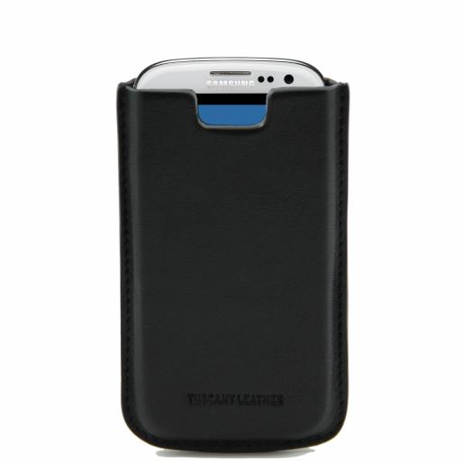 Leather Galaxy S3 holder