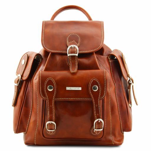Pechino Leather Backpack