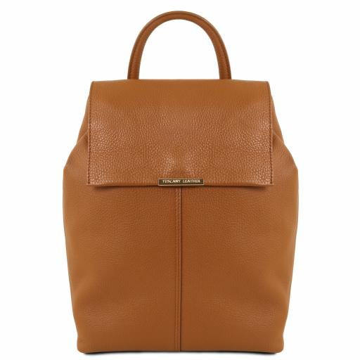TL Bag Soft leather backpack for women