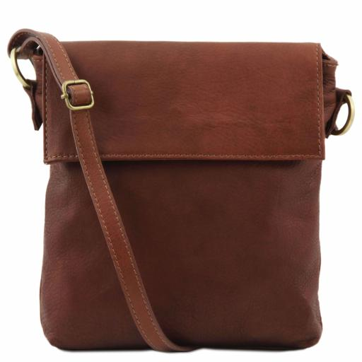 Morgan Leather shoulder bag