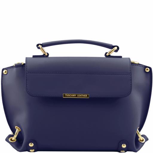TL Bag Leather handbag with detachable strap