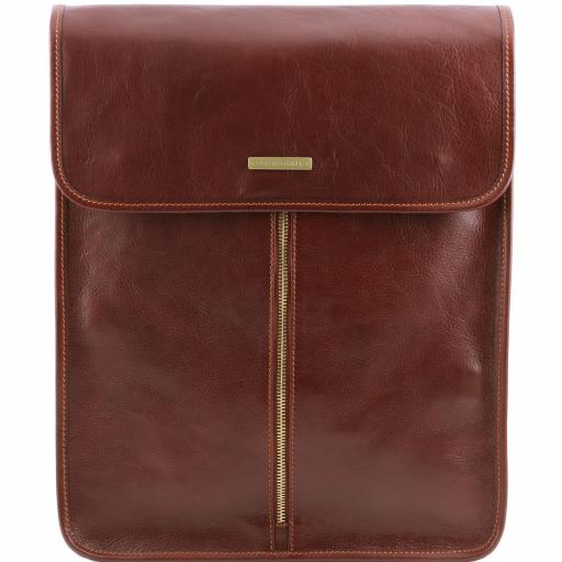 Exclusive leather shirt case