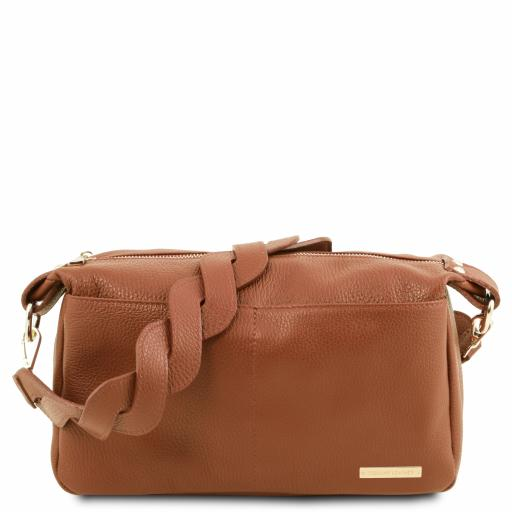 TL Bag Soft leather duffle bag