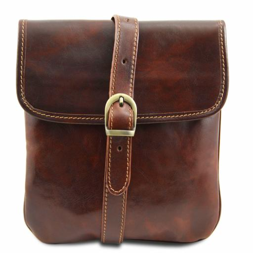 Joe Leather Crossbody Bag
