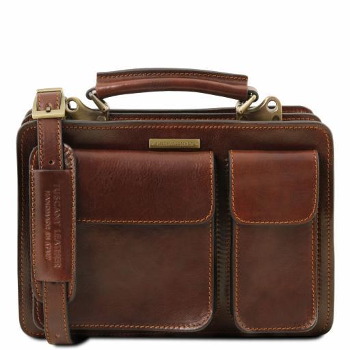 Tania Leather lady handbag