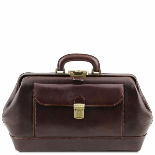 Bernini Exclusive leather doctor bag