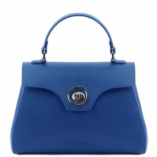 TL Bag Leather duffel bag