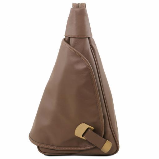 Hanoi Leather backpack