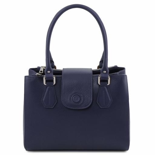Fiordaliso Leather handbag