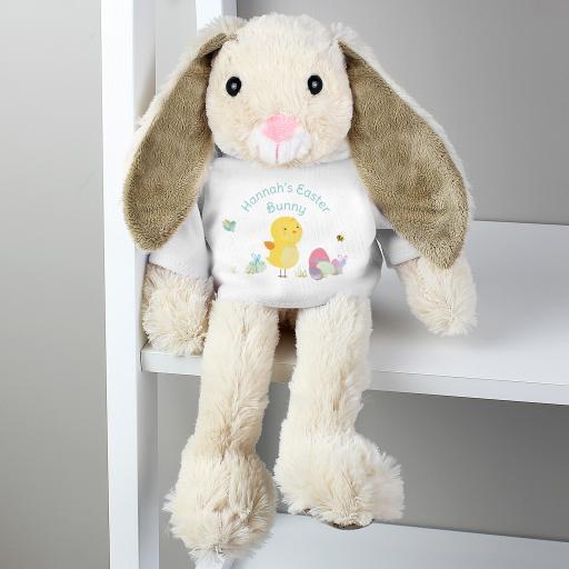 Easter Meadow Bunny Rabbit